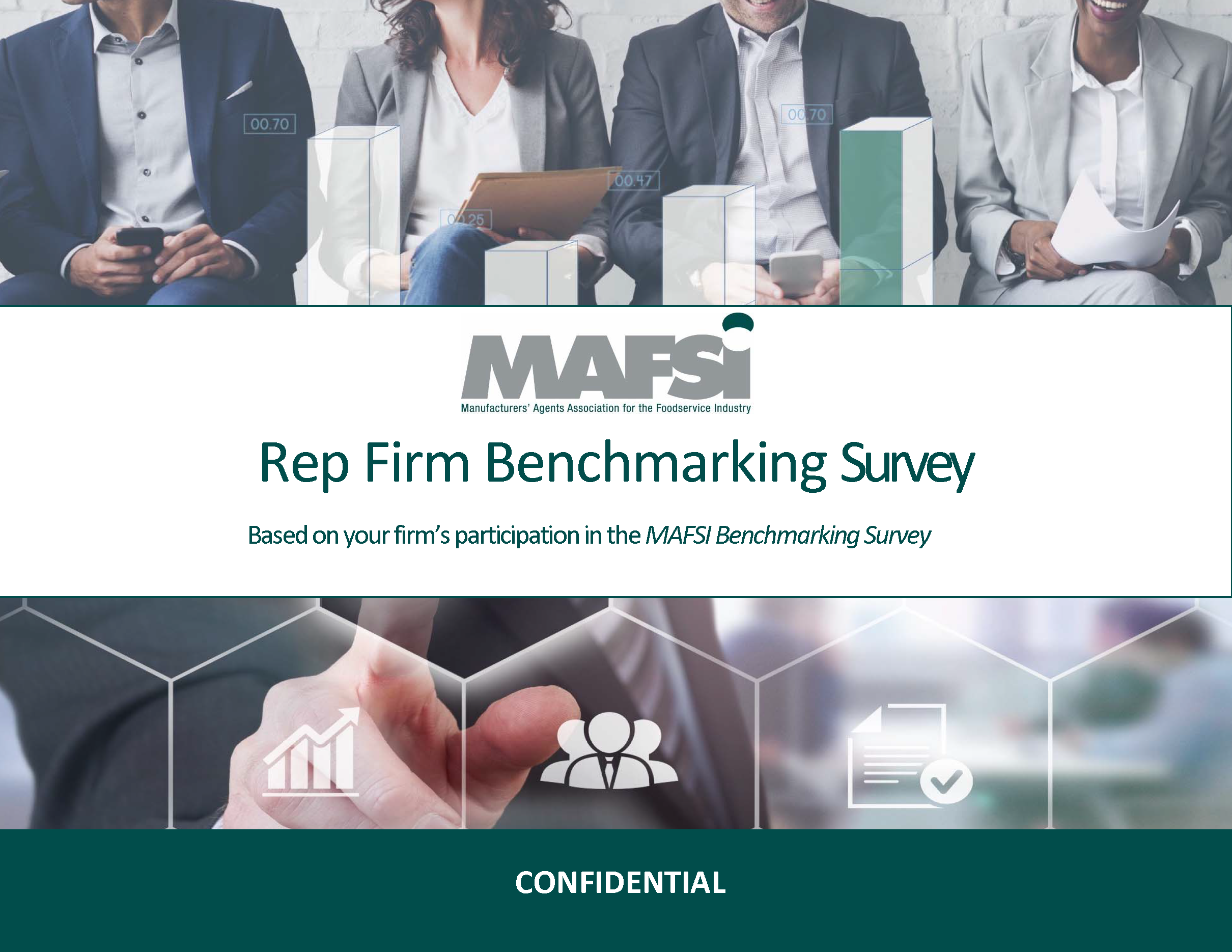MAFSI Rep Firm Benchmarking Report Cover