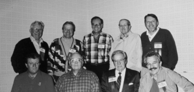 MAFSI Past Presidents - 1980s