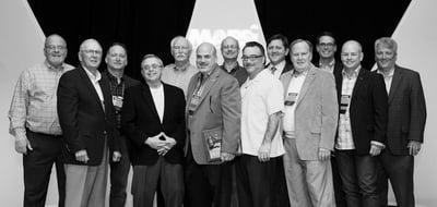 MAFSI Past Presidents 2014 Conference BW