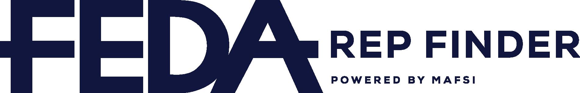 FEDA Rep Finder Logo