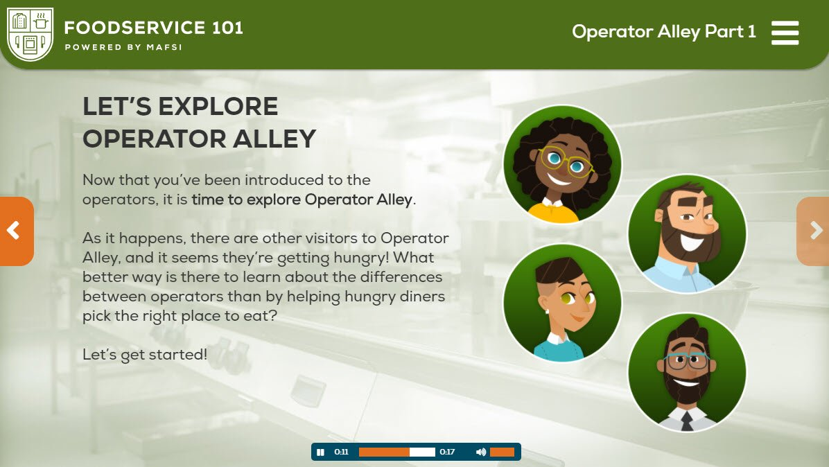 Chapter 2 - Operator Alley