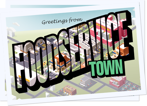 Foodservice Town Large
