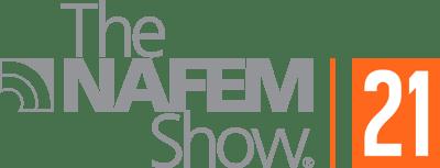 The NAFEM Show Logo 2021