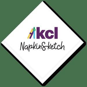 KCL NapkinSketch New Logo