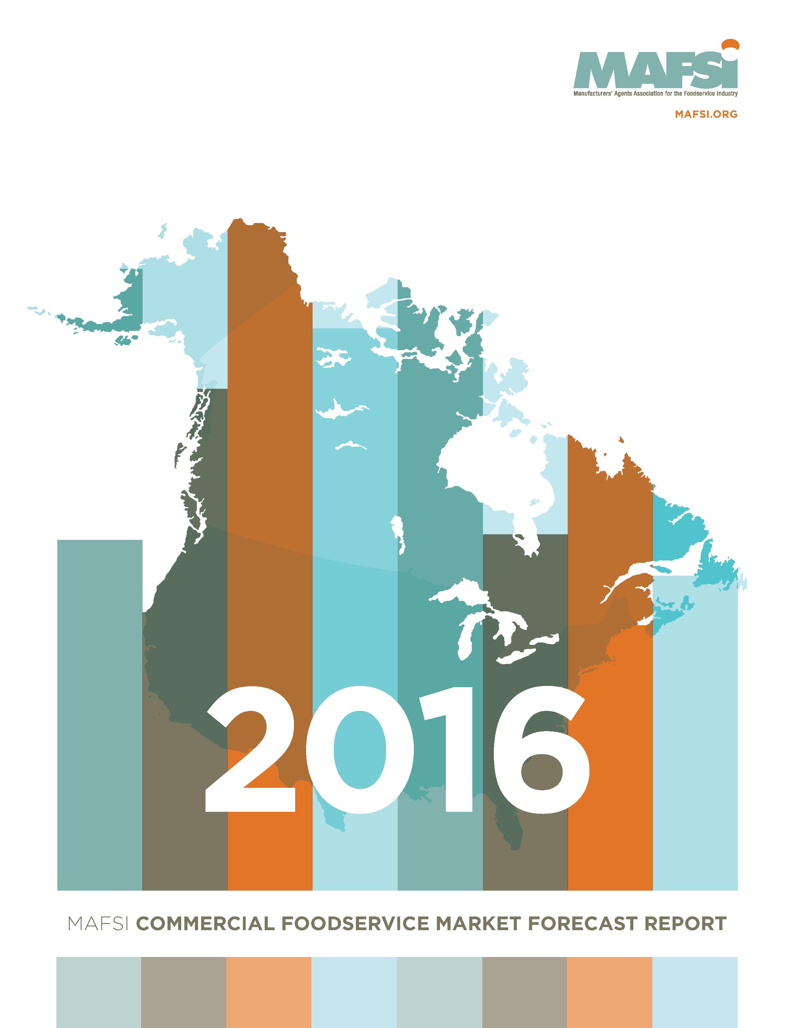2016 MAFSI Market Forecast Cover